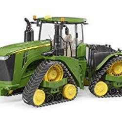 John Deere 9620RX with Track Belts