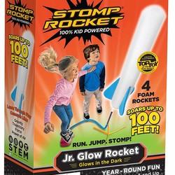 Jr. Glow Stomp Rocket