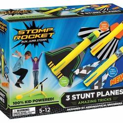 Stomp Rocket Stunt Plane