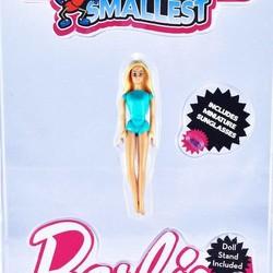 Worlds Smallest Barbie