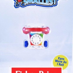 Worlds Smallest Fisher Price Classic Chatter Phone