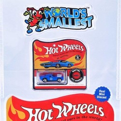 Worlds Smallest Hot Wheels - Series 1