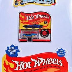 Worlds Smallest Hot Wheels - Series 3