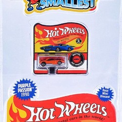 Worlds Smallest Hot Wheels - Series 2