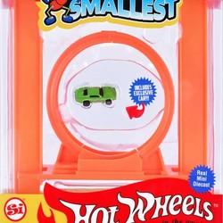 Hot Wheels Mini World Stunt Action Set, includes loop & 1 car