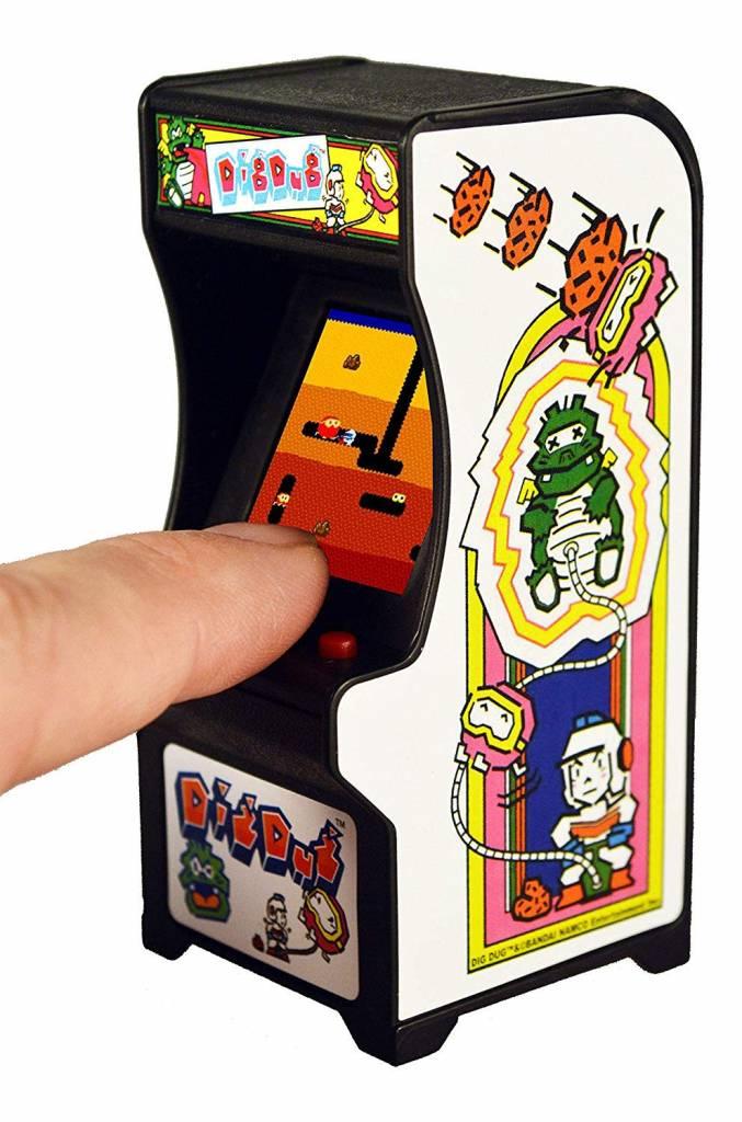 Tiny Arcade Dig Dug Legacy Toys