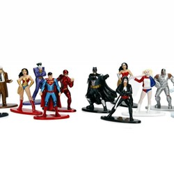 Nano Metalfigs - DC Series 2 Single Pack