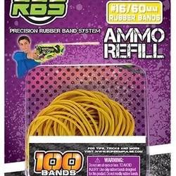 RBS Rubberband Refills #16