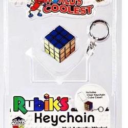 World's Coolest Rubiks Cube Keychain