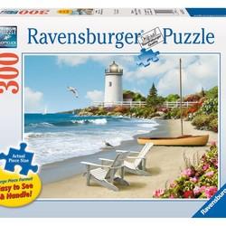 Sunlit Shores - 300 Piece Large Format Puzzle