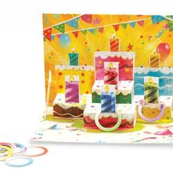 Pop N Play - Birthday Cake