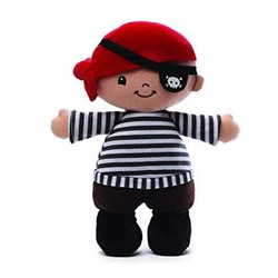 Lil Matey Pirate Plush