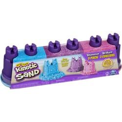Kinetic Sand Shimmer Sand 3 Pack