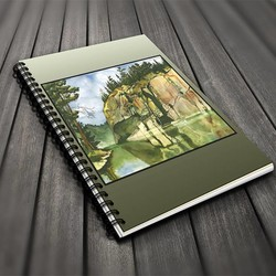 Go Wild! Blank Journal - Picture Rock
