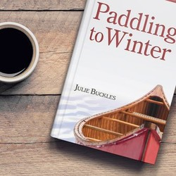 Paddling to Winter