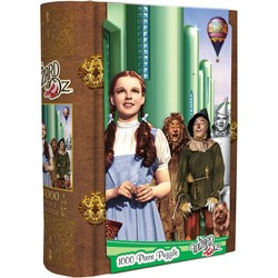 Wizard of Oz Book Boxes Emerald City 1000 Piece