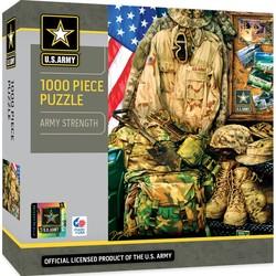 U.S. Army - Army Strength 1000 Piece