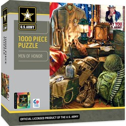 U.S. Army - Men of Honor 1000 Piece