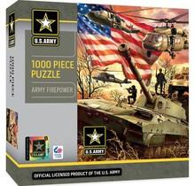 U.S. Army - Army Firepower 1000 Piece