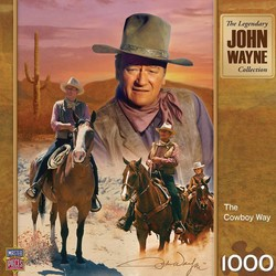 John Wayne - The Cowboy Way 1000 Piece