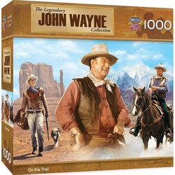 John Wayne - On the Trail 1000 Piece