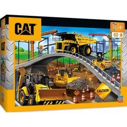 CAT Under the Bridge 60 Piece