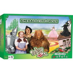 The Wizard of Oz Emerald City Opoly