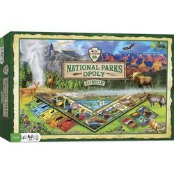 Jr. Ranger National Parks Opoly Junior