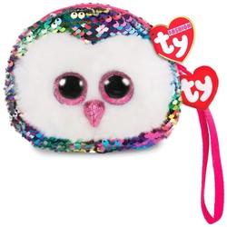 Ty Fashion - Flippables Purse - Owen Owl