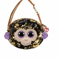 Ty Fashion - Flippables Purse - Coconut Monkey