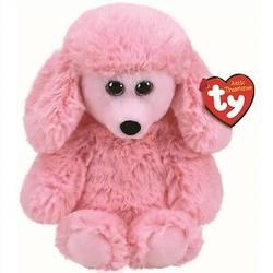 """Attic Treasures - Pricilla 8"""" Pink Poodle"""