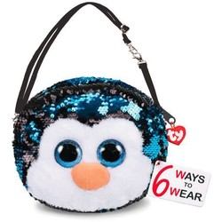 Ty Fashion - Flippables Purse - Waddles Penguin