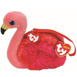 Ty Fashion - Wristlet - Gilda Flamingo