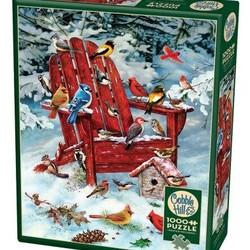 Adirondack Birds - 1000 Piece Puzzle