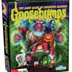Goosebumps Card Game