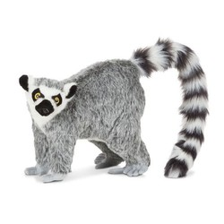 Lemur - Lifelike Animal Giant Plush