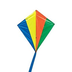 Rainbow Stunt Kite