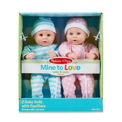 Mine to Love Luke & Lucy Twins