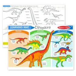 Learning Mats - Dinosaurs