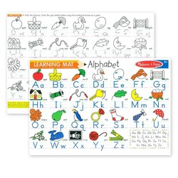 Learning Mats - Alphabet