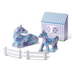 Decoupage Made Easy Deluxe Horse & Pony
