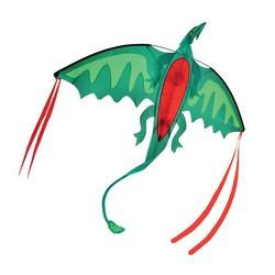 Winged Dragon Shaped Kite