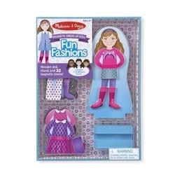 Fun Fashions Magnetic Dress Up Set