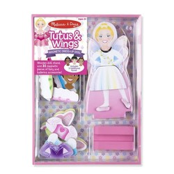 Tutus and Wings Magnetic Dress Up Set
