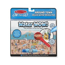 Around Town Deluxe Water Wow!
