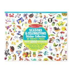 Sticker Pad - Sticker Collection Seasons & Celebrations