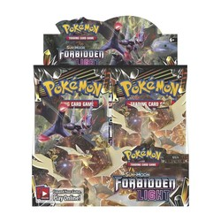 Pokemon: Sun & Moon Forbidden Light Booster Pack - 36 Pack Display Sealed