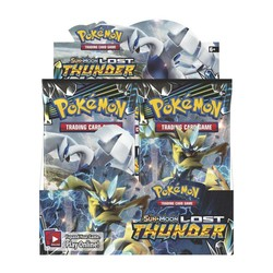 Pokemon: Sun & Moon Lost Thunder Booster Pack - 36 Pack Display Sealed