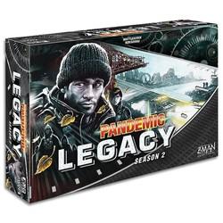 Pandemic: Legacy Season 2 - Black