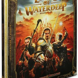 Dungeons and Dragons: Lords of Waterdeep Board Game